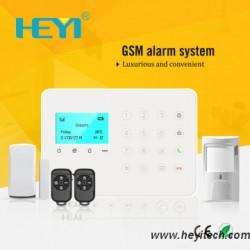 Tủ báo động Heyi HY-H7, APP điện thoại IOS,Android (báo trộm)