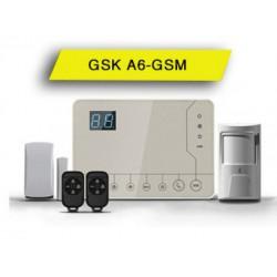 Tủ báo động GSK-A6GSM, APP điện thoại IOS,Android (báo trộm)