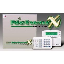 Bộ báo trộm báo cháy trung tâm GE NetworX NX-8
